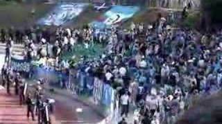 Levski fans in Stara Zagora 2007