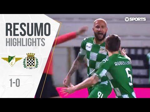 Moreirense 1-0 Boavista (Liga 29ªJ): Resumo