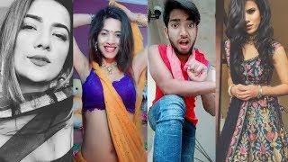 Musically Funny Dhamaka On Wo Ladka Hai Hi Nahi    Musically Cute Girls Compilation