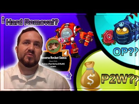 FRY RANTS ABOUT PVZ HEROES, RARITY CHANGES, Z-MECH, 5 GEM ADS, AND MORE...