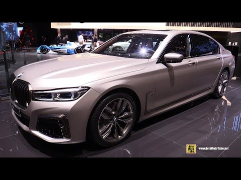 2020 BMW 760Li xDrive - Exterior and Interior Walkaround - 2019 Geneva Motor Show