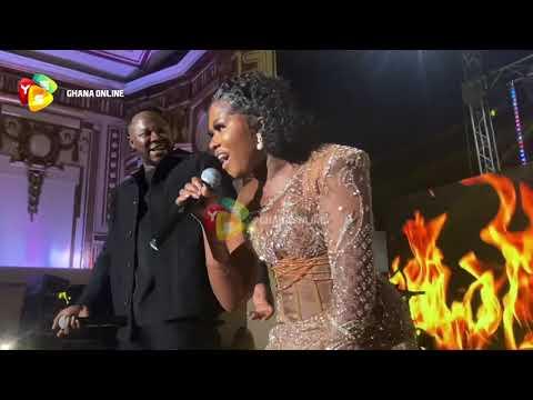 Medikal & Fella Makafui's FULL Performance At The Ghana Music Awards UK