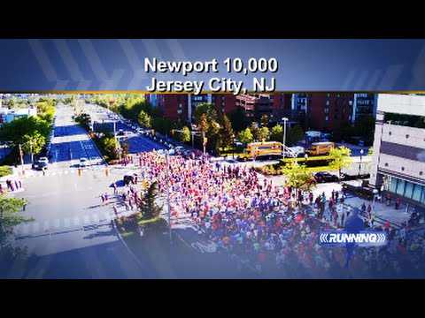 2016 Newport 10,000 from RUNNING National Broadcast Series