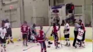 Eastern Hockey League: Philadelphia Revolution vs. Boston Jr. Rangers (Oct. 19, 2013)