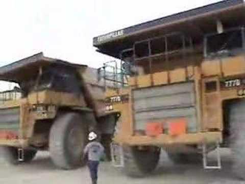 Cat 777 Haul Truck 100 ton