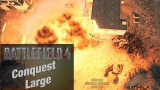 BATTLEFIELD 4 #39 - Alles Gute kommt von oben | Multiplayer | Conquest | PC Gameplay | German