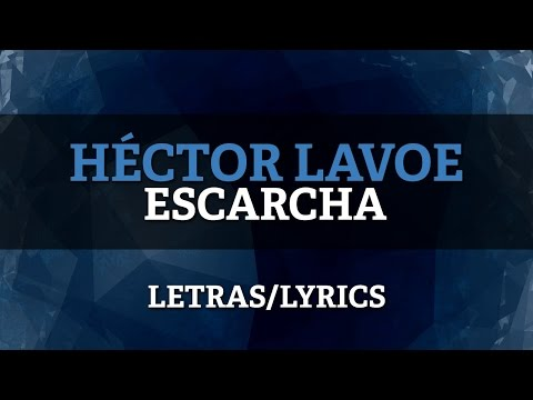 Hector Lavoe - Escarcha