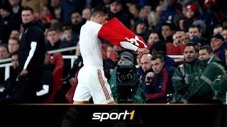 Nach Ausraster gegen Fans: Xhaka erklärt Wutausbruch | SPORT1 - DER TAG