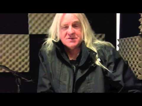 Biff Byford: Metal Hammer's Global Peace Ambassador