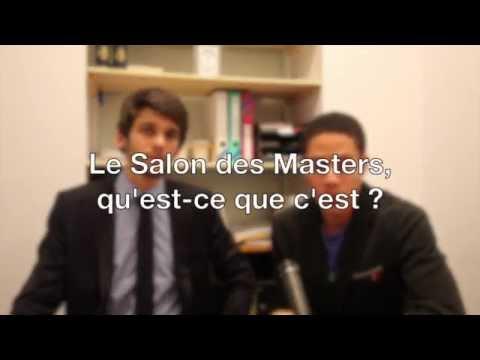 Samedi 28 Mars 2015 - Salon des Masters EM Sorbonne
