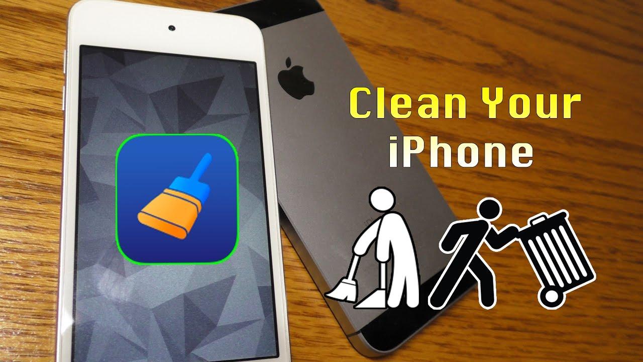 ccleaner para iphone