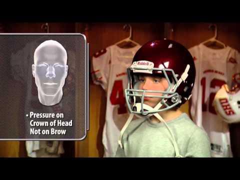 Heads Up Football - Proper Helmet Fitting - USA Football