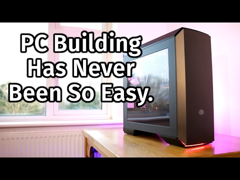 Cooler Master MasterCase Pro 6 Review - Clean & Easy Building