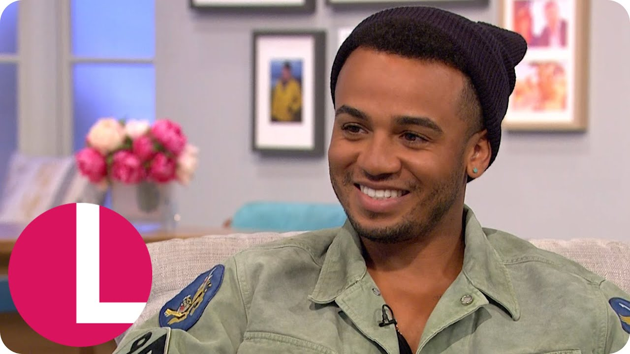 who is aston from jls dating