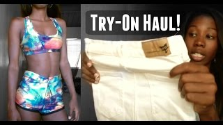 Try On Haul - Shein, Romwe + (Dresslink FAIL)