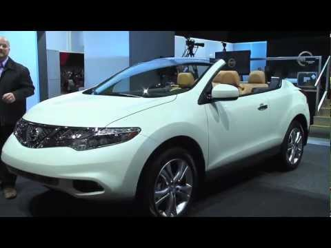 New and Used Nissan Murano CrossCabriolet Prices Photos Reviews