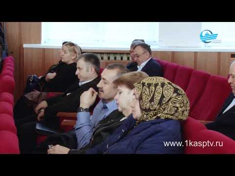 Плановое заседание комиссии по чрезвычайным ситуациям прошло в администрации Каспийска