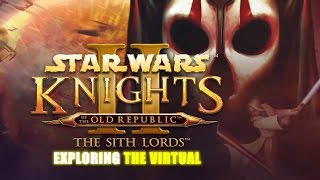 Star Wars Knights of the Old Republic II: The Sith Lords Gameplay PC  Part 1 #swkotor #starwars