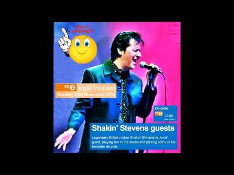 Shakin Stevens    BBC Radio 2   Jools Holland    28.11.2016