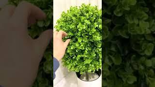 Самшит шар искусственное растение