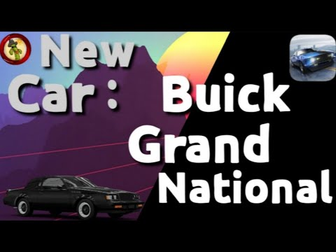 New Car: Buick Grand National - Drag Racing: Streets