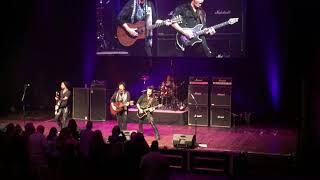 Eric Martin, Steve Brown, PJ Farley, Joey Cassata - Fragile (Chicago, Ill 8/24/18)