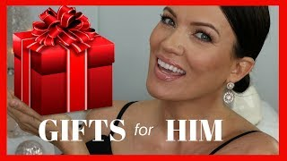 GIFT IDEAS for MEN!  What Men Want for Father's Day - Birthday - Christmas - Anniversary - Holiday