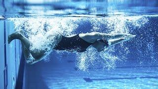 Техника поворотов в плавании