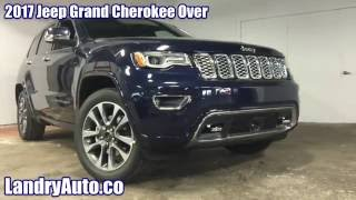 2017 Jeep Grand Cherokee Overland Changes