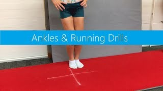 Ankles & Running Drills