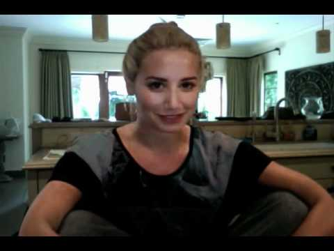 AshleyTisdale.com Video Blog #2