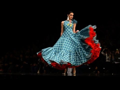 Ole! Seville hosts international flamenco fashion festival