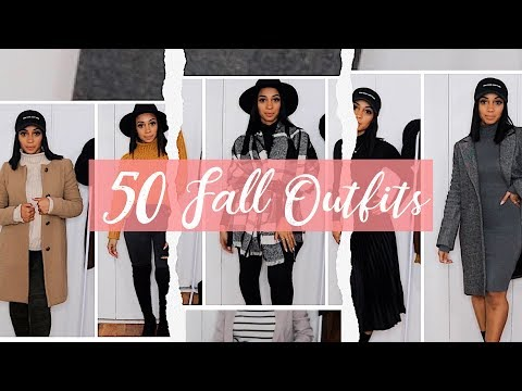 50 Fall/Winter Outfits + Try-on   Ang's Closet