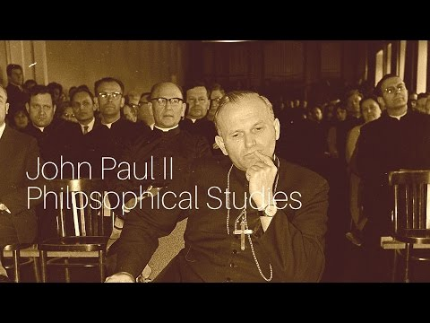 John Paul II Philosophical Studies