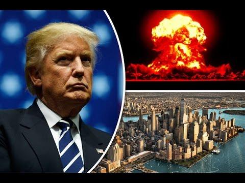 Breaking News US government preparing for MASSIVE nuke strike on New York