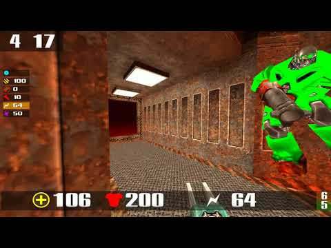 Quake 3 CPMA: APC2018 Group F: Sol vs ATP cpm24
