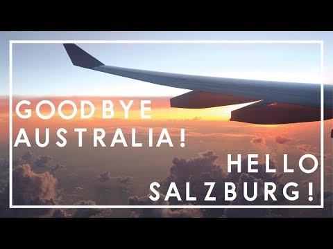 GOODBYE AUSTRALIA, HELLO SALZBURG!  |  My Semester Abroad