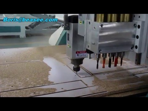 wood cutting machine 3D wood cnc router-BEASEE