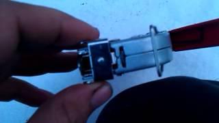 Як зарядити степлер