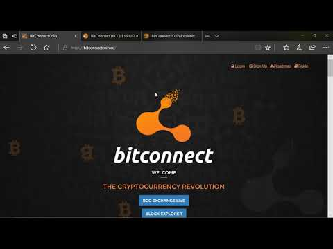 Dr Roy Murphy  Best explanation on how Can Bitconnect can afford To Pay Out   2018