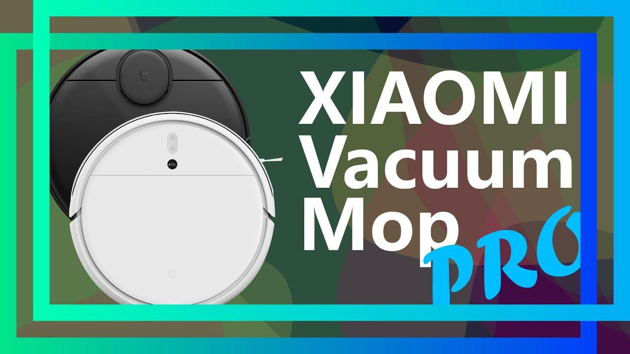 #91   Xiaomi Vacuum Mop & Pro teszt - A legjobb középkategóriás robotok