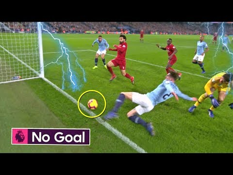 Legendary Goal Line Clearances In Football