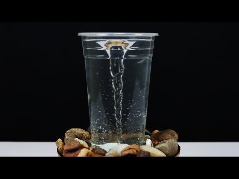 How to Make Vortex Fountain at Home
