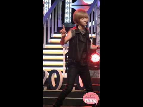 100930 Taemin @ Seoul Creative Animation Award - Lucifer