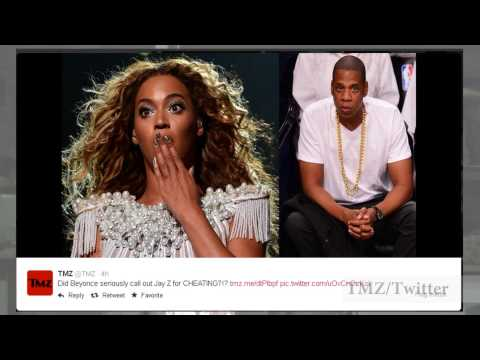 Did Jay-Z cheat on Beyonce?