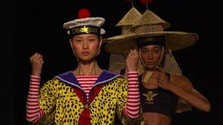 Moda New York, danze tribali nella giungla urbana di Desigual