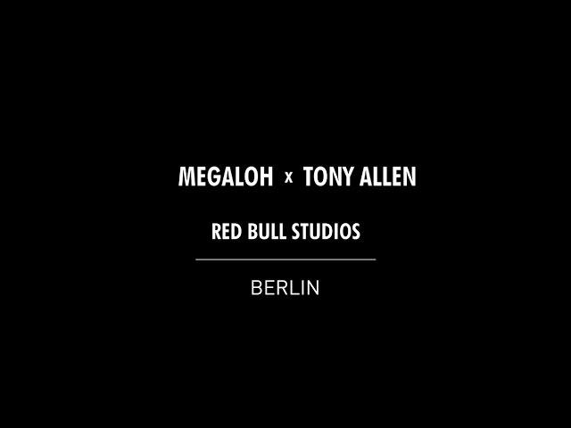 MEGALOH ft. TONY ALLEN – REGENMACHER (prod. Ghanaian Stallion & Christian Prommer)