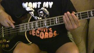 Rick James - High On Your Love Suite..One Mo Hit - Bass Play along