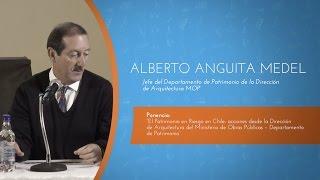 VI Encuentro Binacional de Museos 2016 - Expositor Alberto Anguita Medel