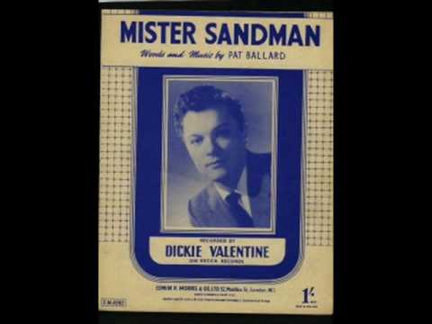 Dickie Valentine - All The Time And Everywhere ( 1953 )
